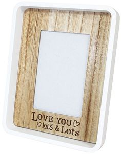 Fotorám love you Shabby Chic, Love You, Frames, Home Decor, Te Amo, Decoration Home, Je T'aime, Room Decor, Frame
