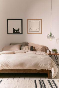 Wiosenna pościel - kilka pomysłów na sypialnie. Ideas for Bedrooms | Cleo-inspire Blog | Cleo-inspire