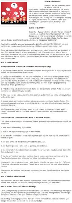 Seonext Review-Successful Backlink Strategies That Google Loves
