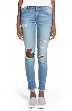 SP Black DestroyedSkinny Jeans