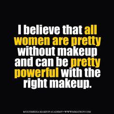 #MondayMotivation #MakeupArtist