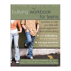 Bullying workbook teens