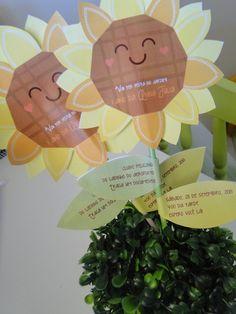 papel maçã: Flores!