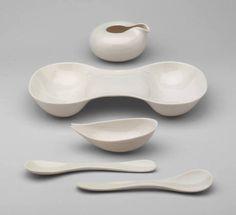 Dinnerware  Eva Zeisel (American, born Hungary. 1906-2011)