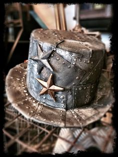 How to Create a Steampunk Hat