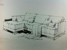 sofa renderings