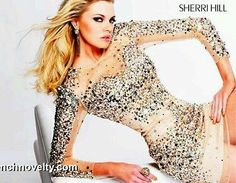 Famous SHERRI  HILL Dress