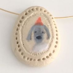 Ketting Hond Necklace Dog  #handmade #dutchdesign