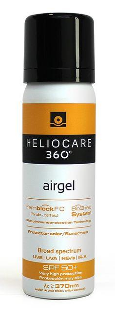 Heliocare 360° Airgel SPF 50+ 60ML