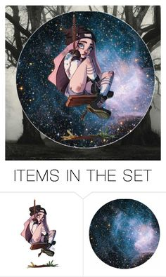 """""""Untitled #240"""" by nefelisas ❤ liked on Polyvore featuring art"""