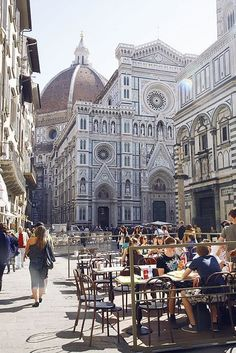 Duomo in Florence, Italy. Rolf and I loved Florence and want to go back soon. Places Around The World, Oh The Places You'll Go, Travel Around The World, Places To Travel, Places To Visit, Around The Worlds, Travel Destinations, Dream Vacations, Vacation Spots
