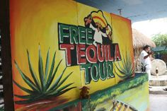 Casa Mission - Los Tres Tonos Tequila Tour - free, interesting and the tasting at the end is fun!