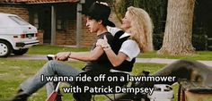 Animated gif shared by Manda. Find images and videos about patrick dempsey, can't buy me love and movie on We Heart It - the app to get lost in what you love. 80s Quotes, Tv Show Quotes, Love Me Quotes, Movie Quotes, 80s Movies, Film Movie, Good Movies, Can't Buy Me Love, Serious Quotes