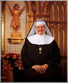 Mystics of the Church: Mother Angelica's two miraculous cures