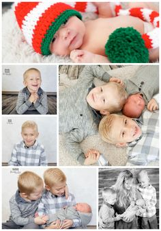 Newborn holiday session, Jennifer Lux Photography, Inland Empire Photographer, Family session,