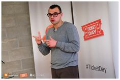 Primer TicketDay a ServeisWeb