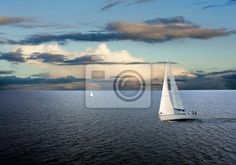 Fototapeta żaglowiec - żagiel - żeglarstwo • PIXERS.pl