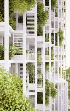 Galería - penda diseña edificio con viviendas modulares (y personalizables) en India - 2