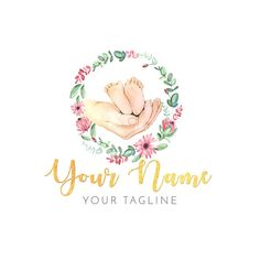 Hello! If you to give a unique welcoming feeling to your shop or brand you can choose a premade logo from my shop for very affordable prices. Unlike most of other shops I offer free service of adding your company name and tagline (if you have it). I saw that some shops require