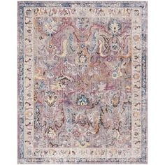 Shop for Safavieh Bristol Transitional Purple/ Grey Polyester Area Rug (8' x 10'). Get free shipping at Overstock.com - Your Online Home Decor Outlet Store! Get 5% in rewards with Club O! - 21637846
