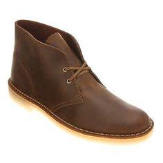 Clarks Men's Desert Boot Beeswax Leather All Sizes NIB HOT