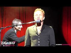 STING (LIVE HD)  - Shape Of My Heart (Sting Symphonicity Tour)
