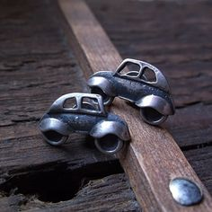 FOR CAR LOVER, sterling silver, car earrings, silver car studs by pieceofmysoulArt on Etsy