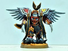 Blood Angels Captain by JaWzY83    http://www.dakkadakka.com/gallery/97779-Blood%20Angels%20Terminator%20Captain.html#