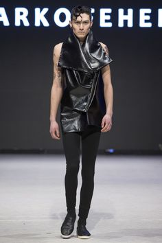 Marko Feher Autumn/Winter 2015-16 Ready-To-Wear