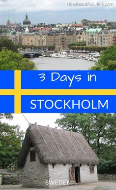 Return Sweden, the land of a given red colored wooden houses in moose dense woods, their land in which norms and way of life. Travel Through Europe, Sweden Travel, Swedish Royals, Beautiful Castles, Gothenburg, Stockholm Sweden, Archipelago, Way Of Life, Beautiful Islands