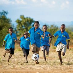World Vision Catalog of Gifts Our Kids Could Save Up to Give for Christmas ... 2 Soccer Balls for $16