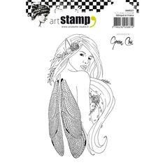 Carabelle Studio Cling Stamp A6 - Elf