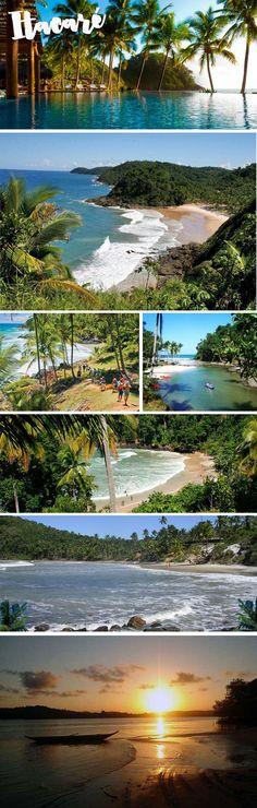 praias da bahia  itacaré Clique aqui http://mundodeviagens.com/melhores-destinos-sonho-viajantes/ e faça agora mesmo Download do nosso E-Book Gratuito com 30 DESTINOS DE SONHO PARA VIAJANTES