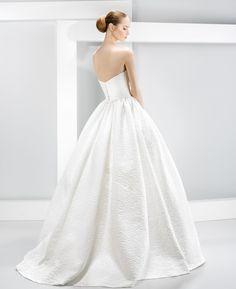 Vestido novia Jesús Peiró Ref.6004
