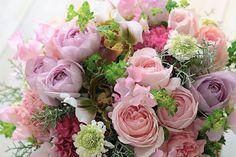 バラ/花どうらく/花屋/花の壁/http://www.hanadouraku.com