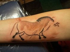 tattoo ideas by tora yome on pinterest cave painting tattoo machine and horse tattoos. Black Bedroom Furniture Sets. Home Design Ideas