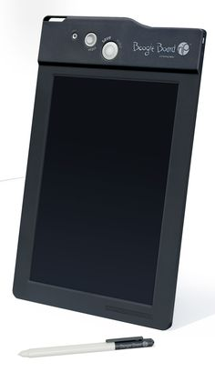 The Boogie Board Rip™ LCD Writing Tablet combines an exceptional, paper-like writing experience with the ability to record your written and drawn images and save them as files. Then connect to a computer and transfer files for editing, organizing, archiving and/or sharing!