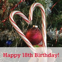 It's my oldest's 18th birthday! I'm sharing a very merry playlist (some favorite Christmas songs) and a birthday wish to my daughter.