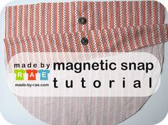 Tutorial by Rae: Magnetic Snap