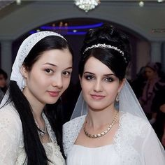 Chechens, the one on the left looks so Turkic