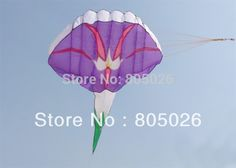 free shipping high quality soft ktes Morning Glory kite beautiful in sky hot sell child love with handle and line outdoor toys