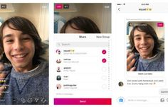 Option to send live video to the InstaGamarama Direct app    InstaGram has introduced new updates for its messaging app directory. With t...