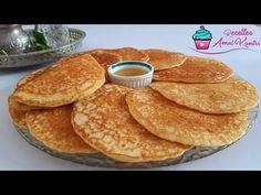 حضري ألذ مخنفر بأبسط طريقة خفيف ولذيذ على البغرير بمكونات في كل بيت راائع كريب مغربي Youtube Food Beignets Breakfast