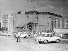 Budowa Kościoła Matki Bożej Bolesnej. Rok ok. 1973. Fot. A. Siciński