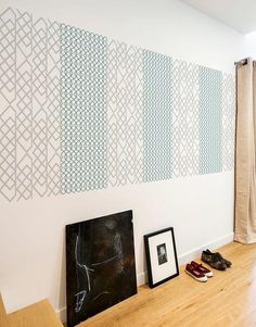 Crystal Diamond Pattern Wall Tiles  – Blik