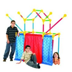 Indoor Play Fort Toy by TOOBEEZ, LLC. $149.99. One Set per 6-10 Team Members. Promotes Teamwork & Improves Communication. Use as a Playhouse Toy or Team Tool. Free Activity Book Download After Purchase. REQUIRED: Purchase from TOOBEEZ, LLC. Is this a Playhouse or a Team Building Tool? I learn more about a person in a day of play, than in a year of conversation. Plato said that. Is that even possible? It is with TOOBEEZ! All ages and abilities love TOOBEEZ. They offer a high ...