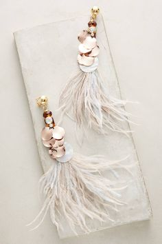 Shop the Heari Feather Drop Earrings and more Anthropologie at Anthropologie today. Read customer reviews, discover product details and more.