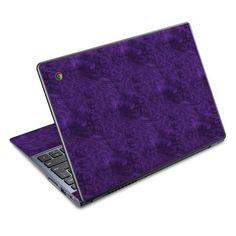 Acer Chromebook C720 Skin - Purple Lacquer