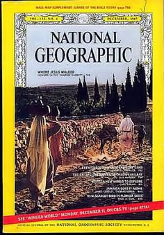 National Geographic December 1967