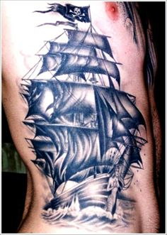 Ship Tattoo Meaning